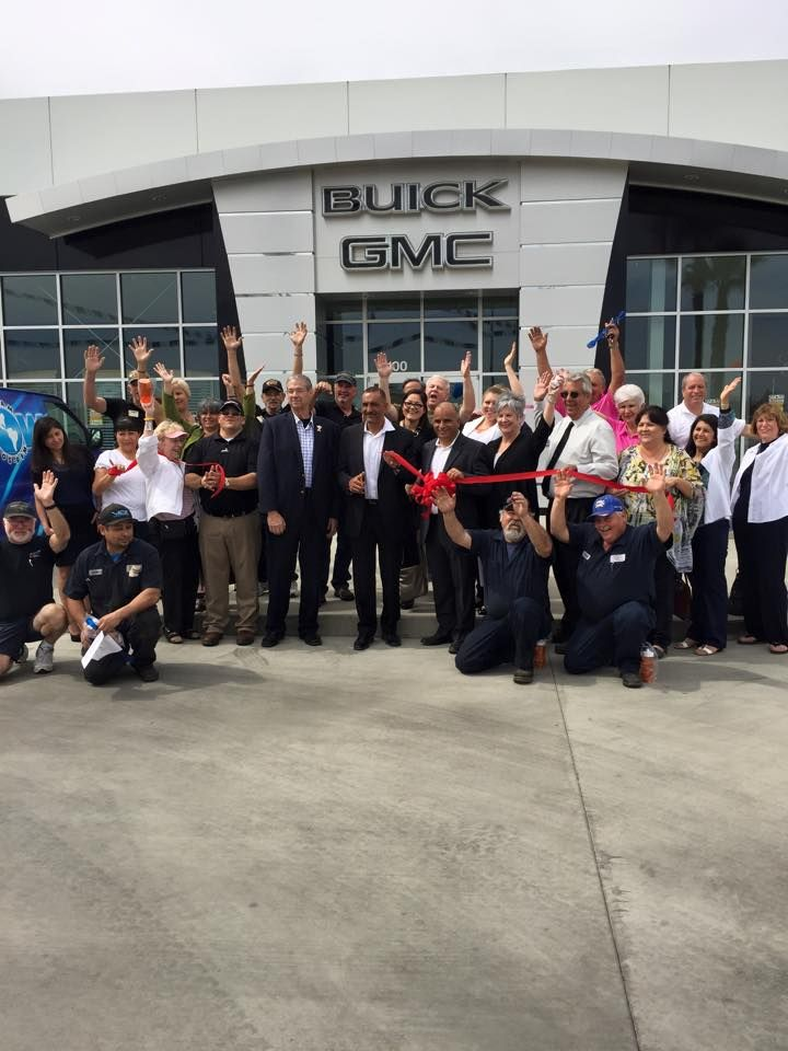 Gill Auto Group Madera >> Ribbon Cutting And Grand Opening Of Gill Auto Group Buick Gmc