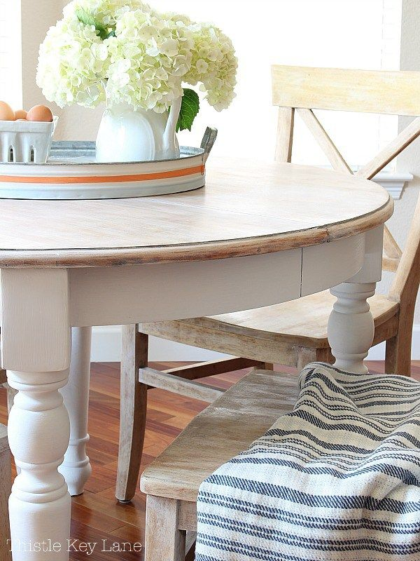 diy kitchen table makeover kitchen table makeover farmhouse kitchen tables decor on farmhouse kitchen table diy id=27780