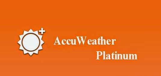 AccuWeather Platinum APK Paid v3.4.2.12