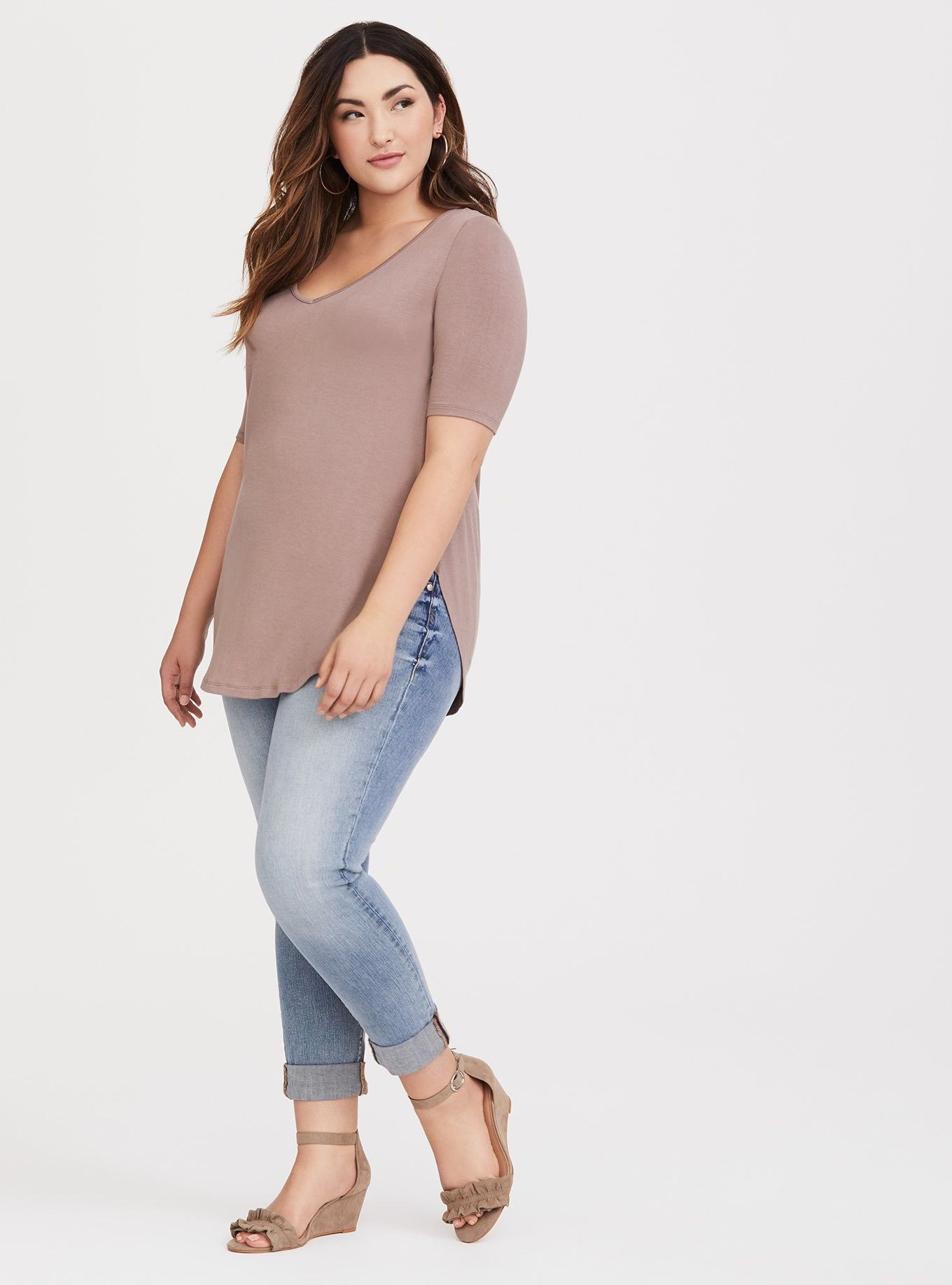 901bdbee559 Boyfriend Jean - Light Wash - Relaxed up top with a slim, straight leg,