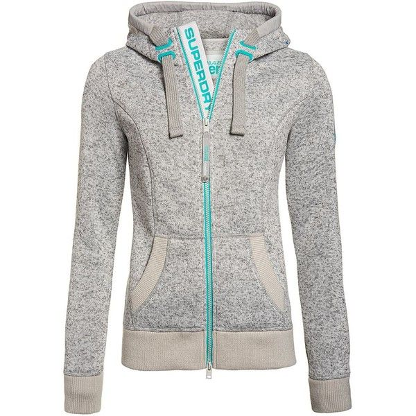 outlet store 8f4f1 fe6e4 Superdry Storm Zip Hoodie ($100) ❤ liked on Polyvore ...