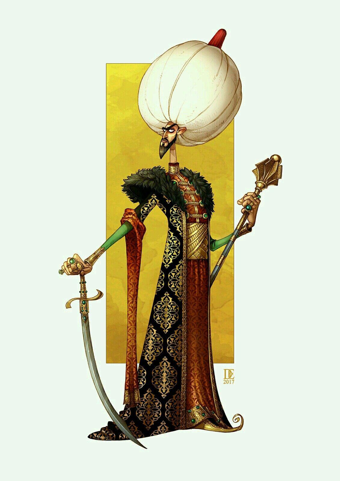 Mehmed Pasha Sokollu, grand vezier of the Ottoman Empire - personal ...