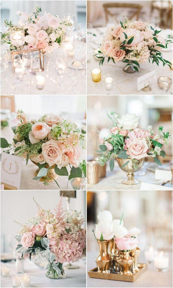 80+ Romantic Blush Pink Wedding Color Ideas