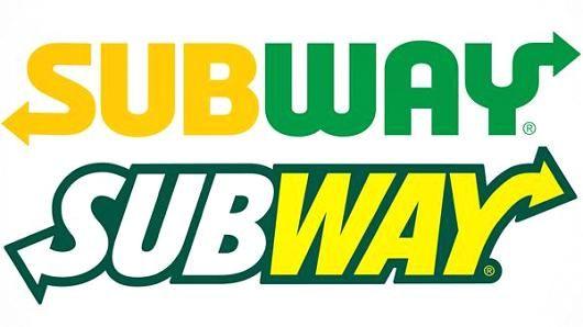 After 15 Years Subway Has A Brand New Logo Subway Logo Logos Subway