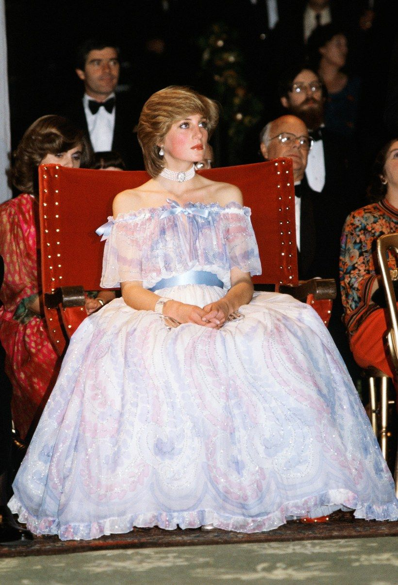 Stephen Jones, Bruce Oldfield, and More of the Designers Who Dressed Her Remember Princess Diana #princessdiana