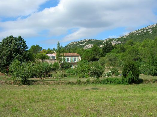Domaine Du Sault: romatic holiday gite in the south of France (Languedoc Roussillon)