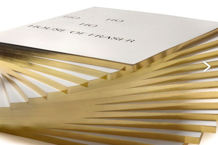 Gilded Look Book for House of Fraser by http://www.tilleyassociates.com/christmas-lookbook.aspx