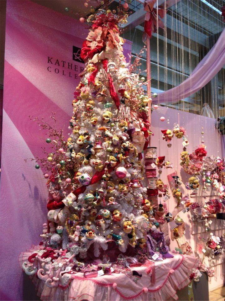 christmas tree mixture