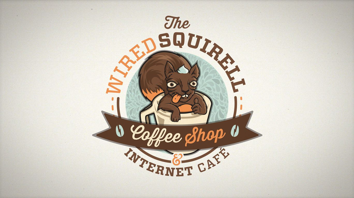 THE WIRED SQUIRREL \