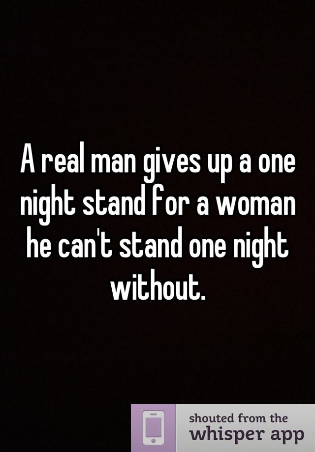 How to have a one night stand for men
