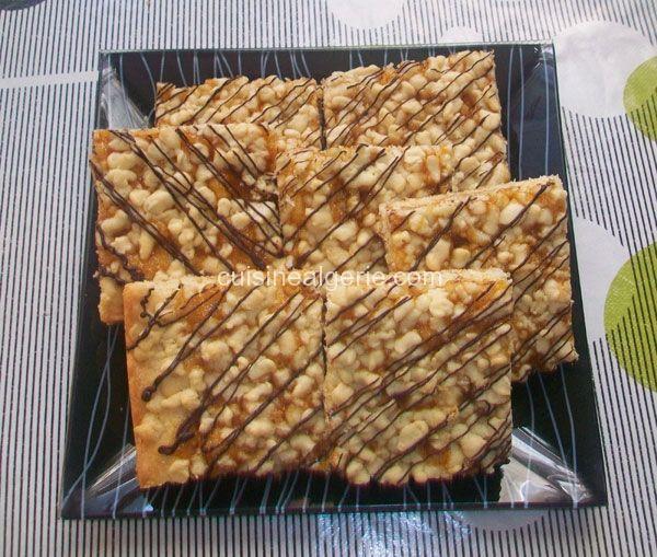 Gateau Algerien Corne De Gazelle: Gateau à L Abricot