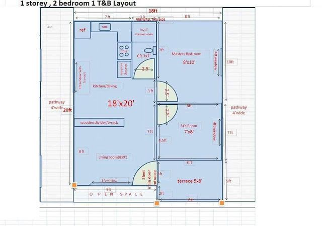 Lay Out Electrical Plan Plumbing Design For A Space