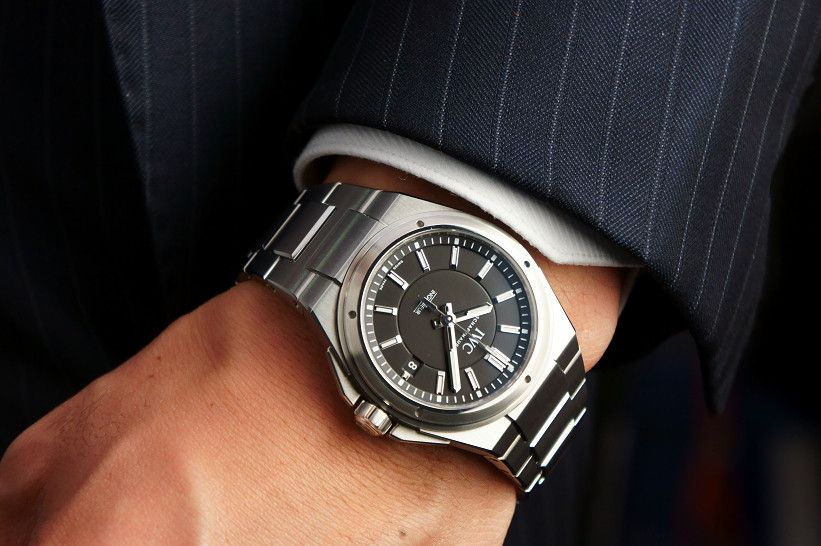 the best attitude 4bb04 937ac IWC Ingenieur | Watches | Luxury watches, Rolex watches for ...
