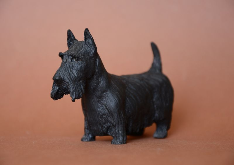 Scottish Terrier in black, from my own collection