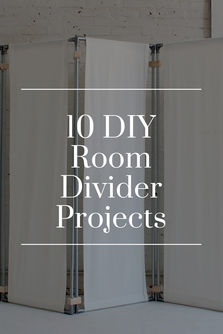 Top most creative diy room divider ideas that can help you