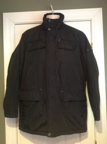 Hawke-Co-Outfitters-Black-Ski-Snowboard-Winter-Jacket-Mens-Small