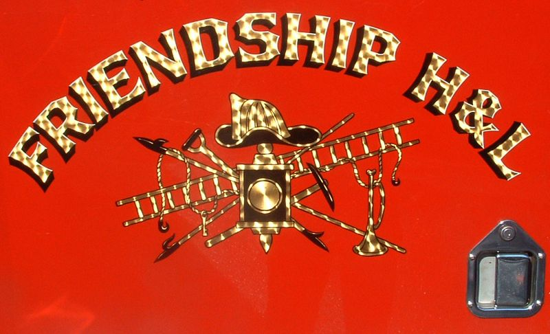 Fire Truck Gold Leaf Lettering Coloring Pages Free