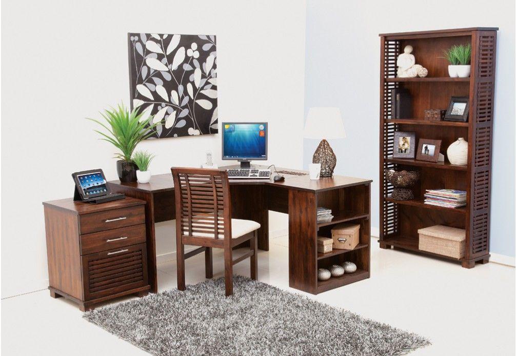 Madang Corner Desk Super Amart