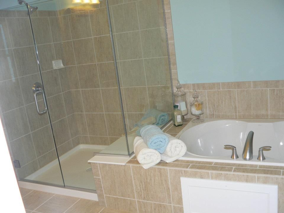 Bathroom Project By Bath Works In Columbus, Ohio. #housetrends Https://