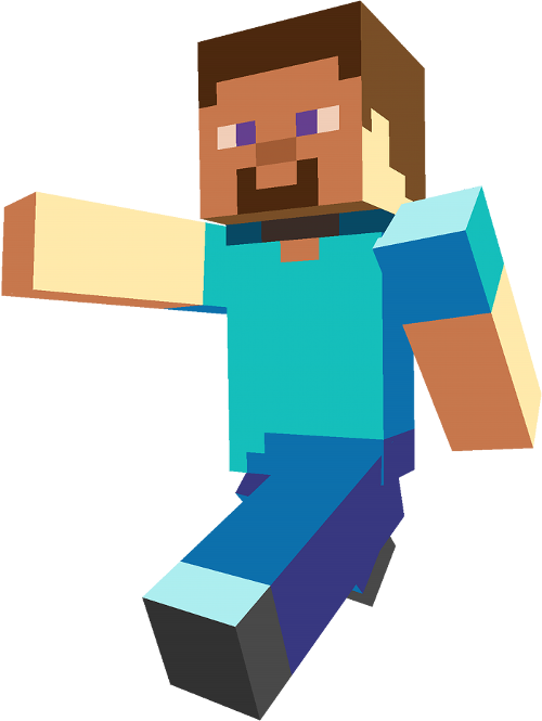 Picture Of Steve From Minecraft