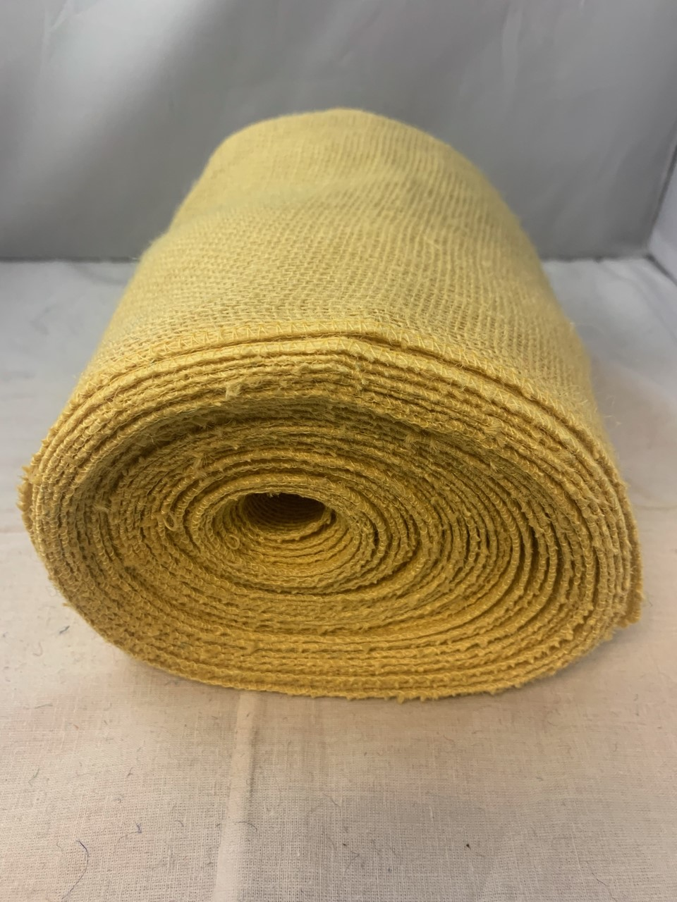9 Butter Burlap Ribbon Serged 10 Yard Roll Usa Made In 2020 Burlap Ribbon Burlap Ribbon Design