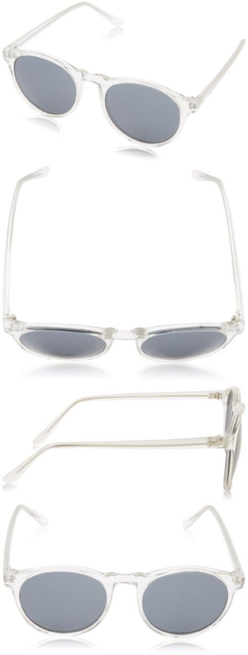b9addfcd26a0 A.J. Morgan Unisex - Adult Grad School Round Sunglasses