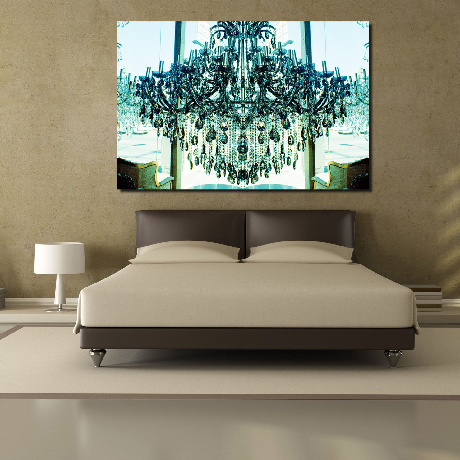 chandelierart canvas ideas net up light space chandelier art your to thejots of pieces cover lighting
