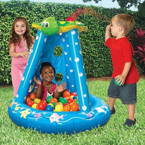 Little Tikes Under the Sea Play Center Ball Pit by Little Tikes /  sc 1 st  Pinterest & Little Tikes Under the Sea Play Center Ball Pit by Little Tikes ...