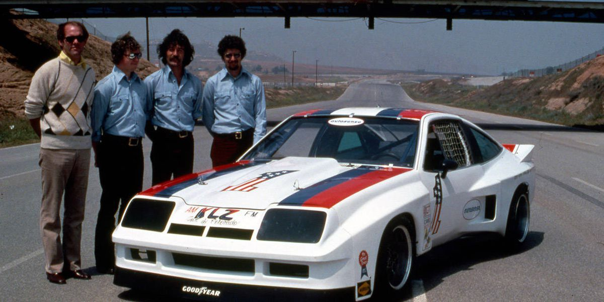 The Imsa Gt Chevy Monza Simplicity Meets Monstrosity Race Cars