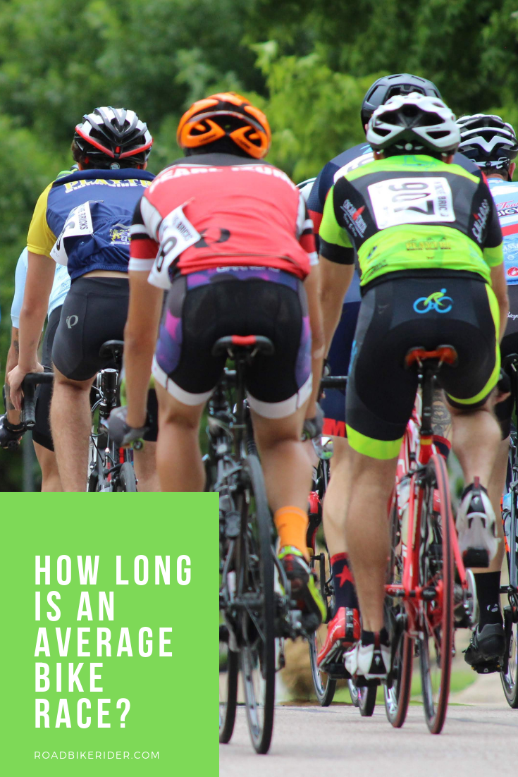 How Long Is A Typical Road Bike Race Racing Bikes Bicycle Race