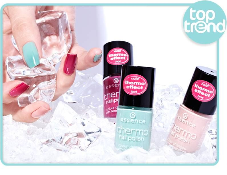 hi beauties, the cool thermo nail polishes are the stars in our nail ...