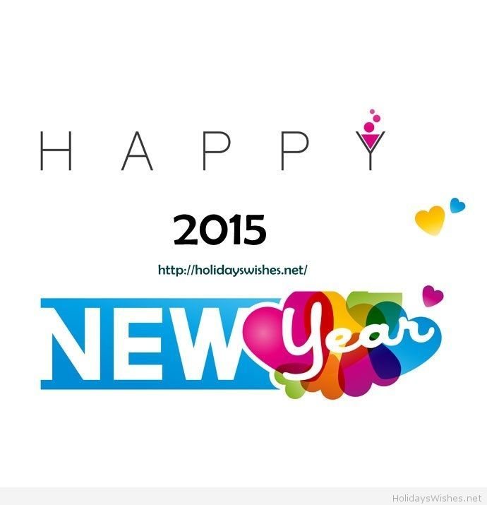 Happy new year 2015 image free download