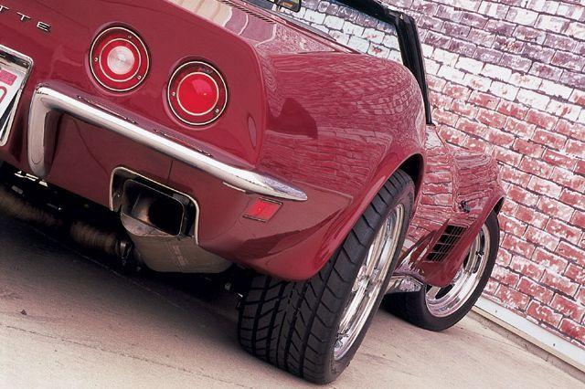 1970 Checrolet Corvette Coupe Vette Magazine Corvette Corvette Stingray Chevy Corvette