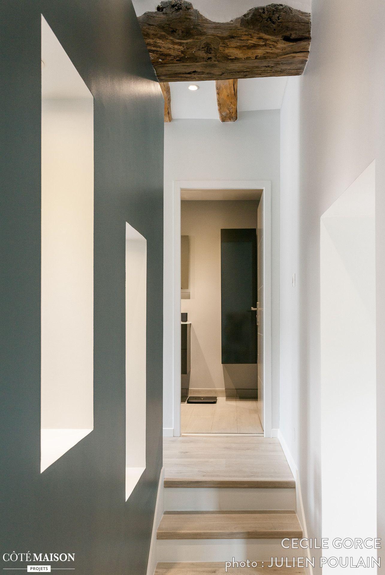 aménagement d'une longère de 220 m2, cécile gorce - côté maison