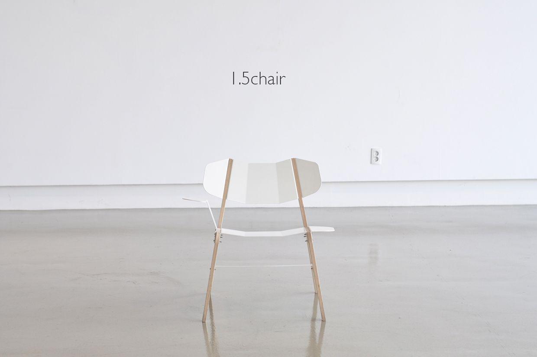 1.5 chair by Teddy Choi