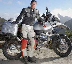 Brad Pitt #Celebridades #PowerMotorrad #BMW