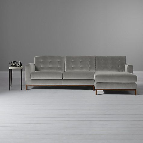 Buy Furia Odyssey RHF Chaise End Sofa Online at johnlewis.com : chaise end sofa bed - Sectionals, Sofas & Couches