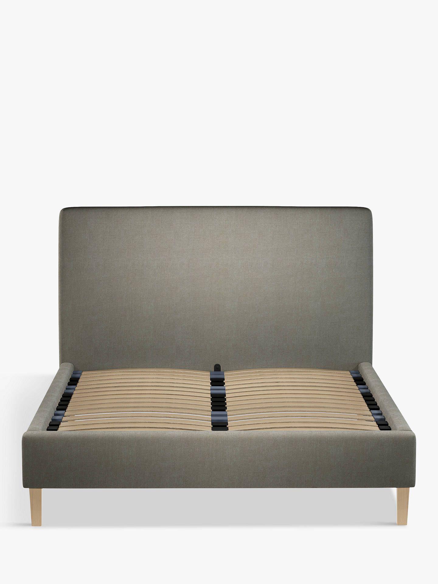John Lewis & Partners Emily Upholstered Bed Frame, King