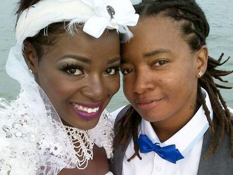 Jamaica lesbian