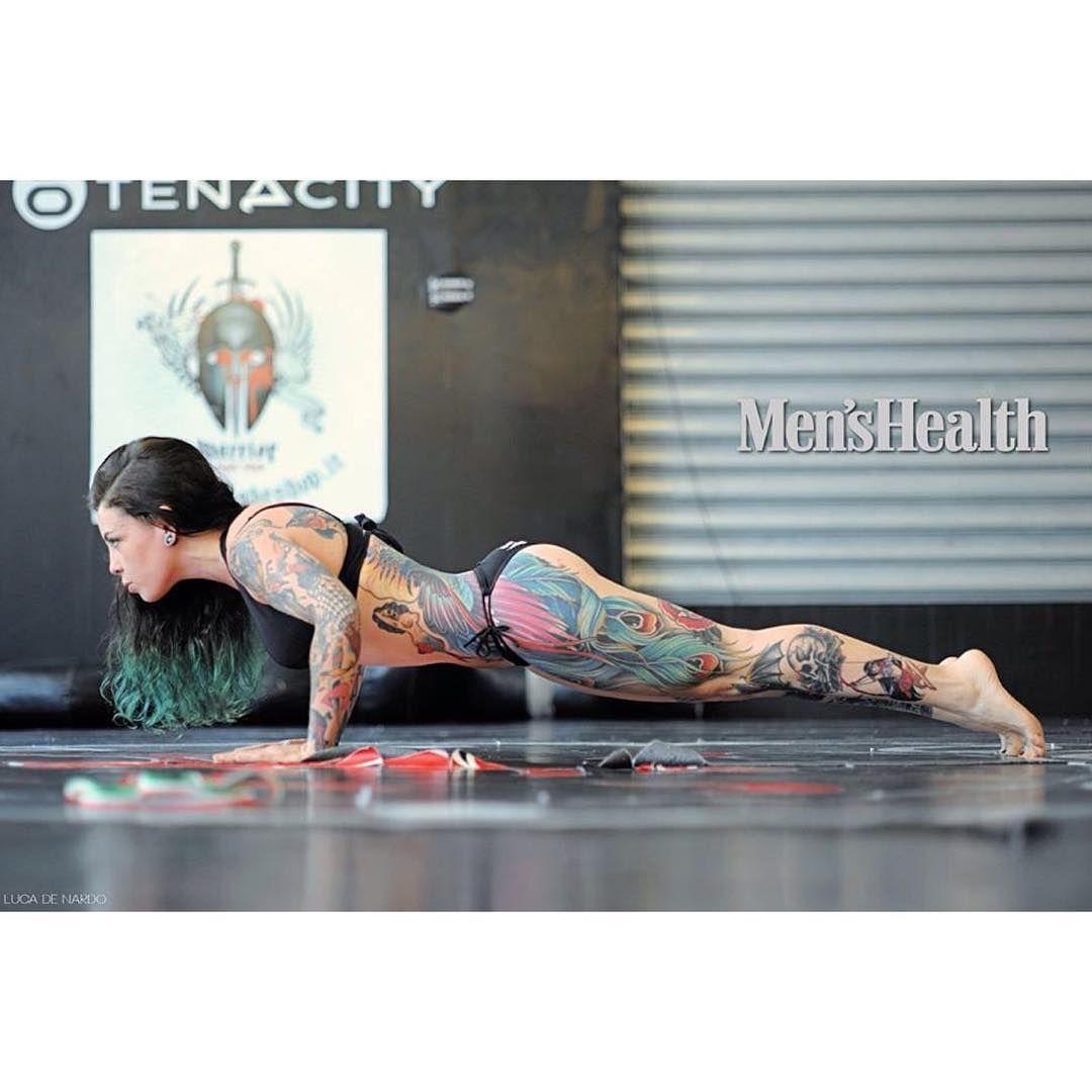 Sexy Tattooed Girl