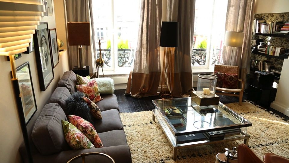 laura gonzalez est parfaitement parvenue agencer un. Black Bedroom Furniture Sets. Home Design Ideas