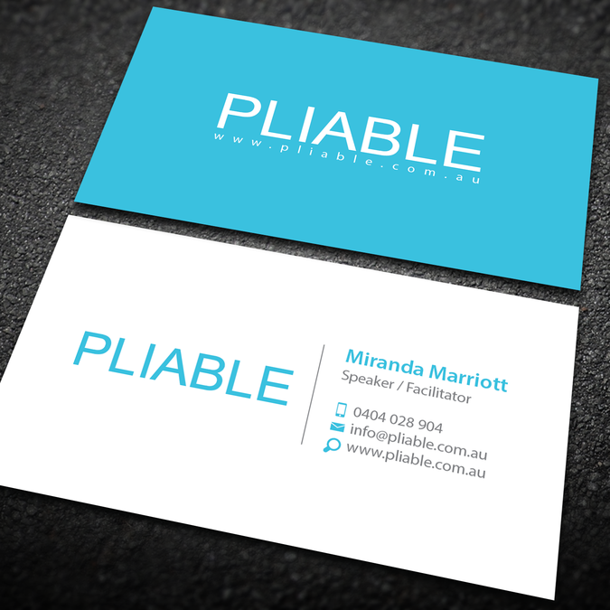Design A Powerful Engaging Business Card For A Motivational Wellbeing Speaker By An Designer Business Card Design Custom Business Cards Card Design