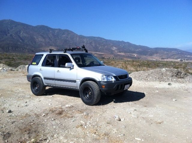 Crv Off Road >> Official H T Offroad Lifted Cr V Thread Page 24 Honda