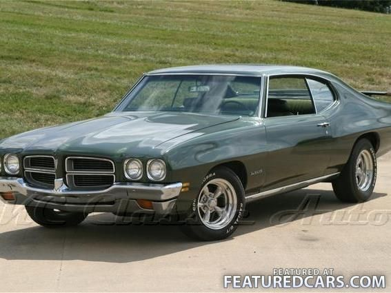 My First Car Was A Green 1972 Pontiac Lemans Just Like This One My Dad Hated It Which Made It Even More Appealing To Me Pontiac Lemans Pontiac Cars Pontiac