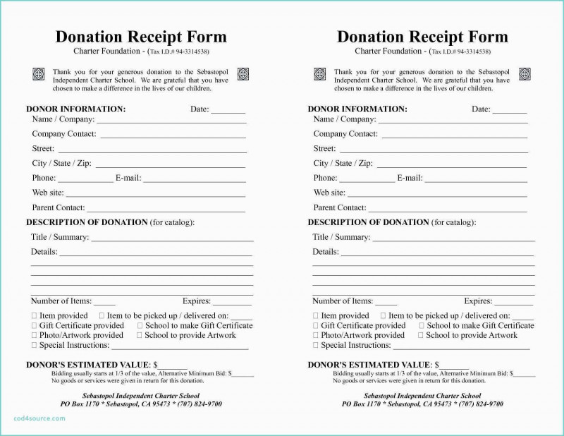 Leaving Certificate Template New Valid Tax Certificate Template Metafps Com Donation Form Certificate Templates Business Card Template Word