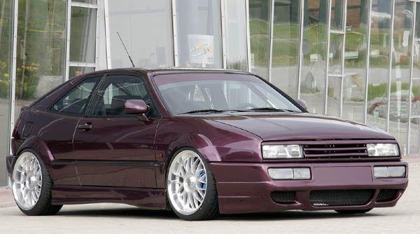 Volkswagen Corrado Vr6 My Sister Amy Would Love This One She Loves Purple Vw Corrado Volkswagen Volkswagen Scirocco
