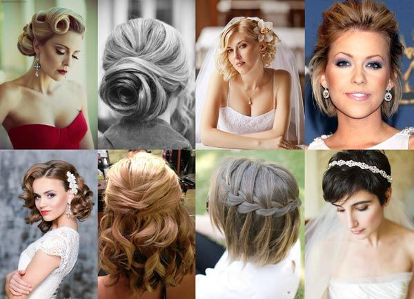 Best Wedding Hairstyles For Short Fine Hair