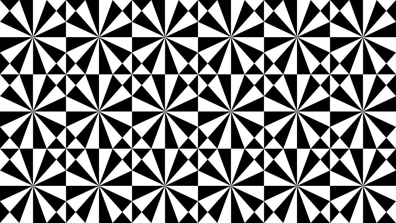 Geometric shapes design in tutorial coreldraw black and white - 13 ... for Geometric Shapes Design Black And White  55nar