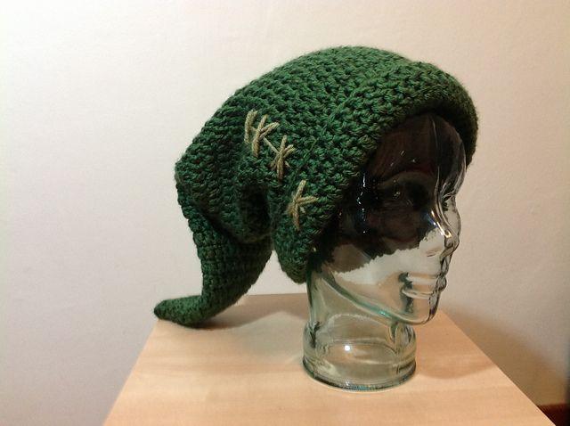 Ravelry: Link hat pattern, child, Legend of Zelda pattern ...