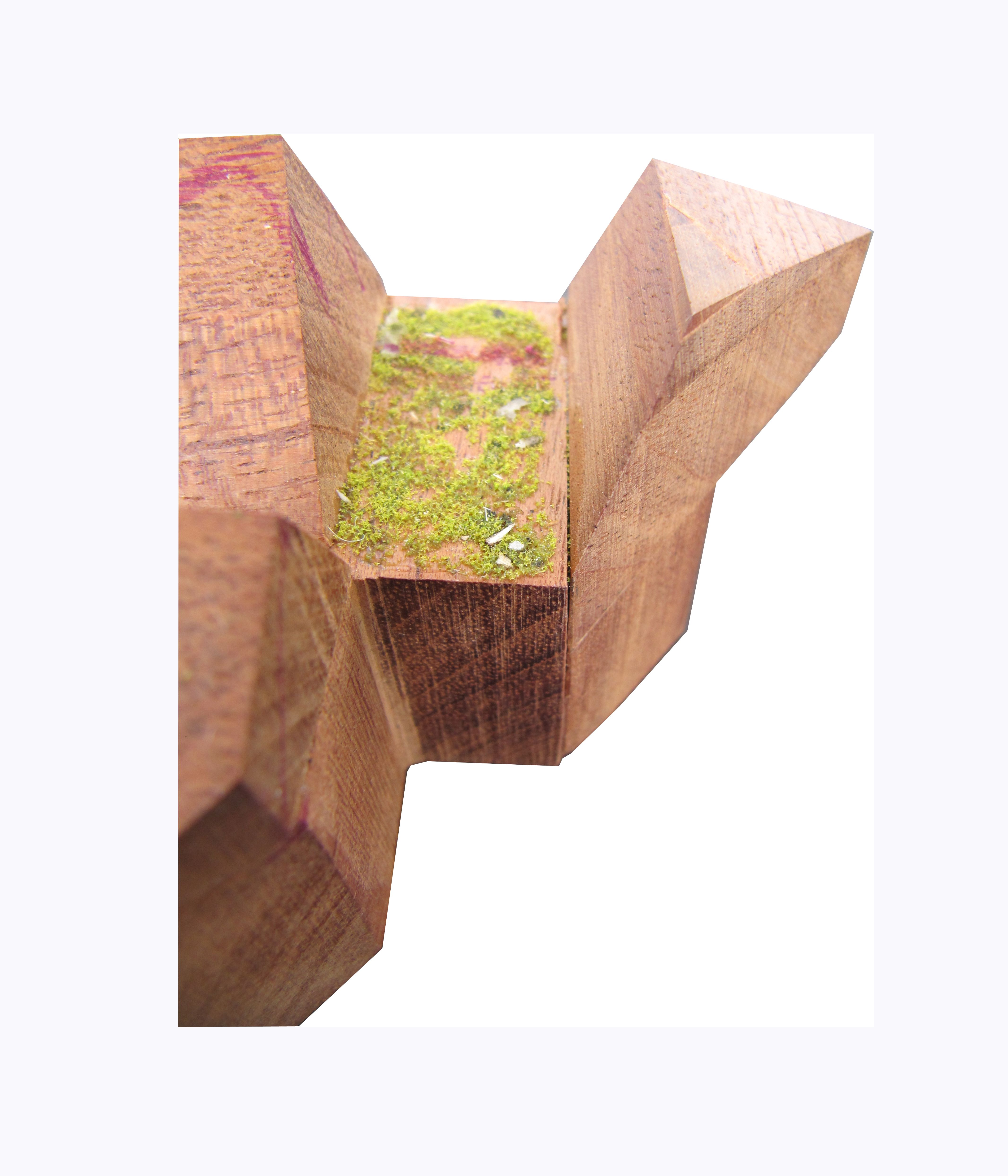 concept model for house for a writer / atelierjones